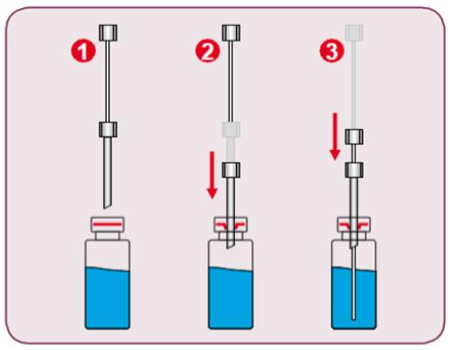 2ml 9-425 auto-sampler vials hplc gc vials glass screw top clear.